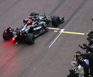 Lewis Hamilton 100 Victories