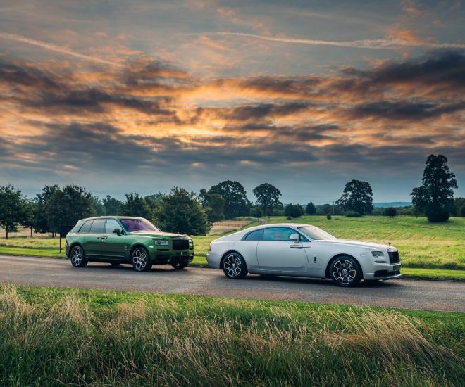 Salon Privé: Rolls Royce Celebrates Bespoke Commissions