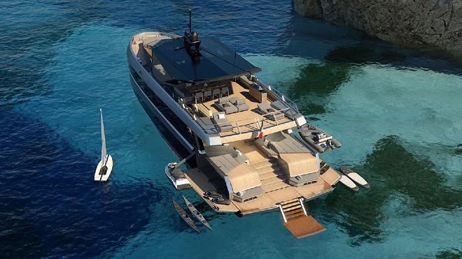 wally why200 yacht