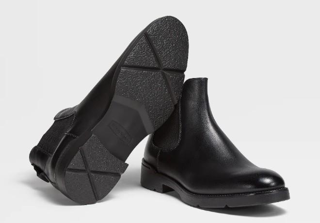 zegna boots