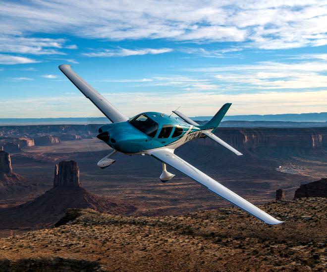 Zean Nielsen Cirrus Aircraft Interview