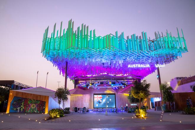 Australia pavilion, Dubai Expo 2020