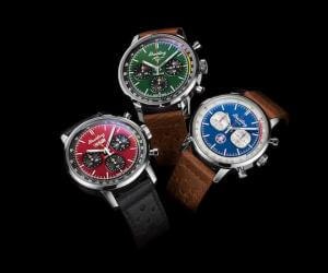 Breitling Classic Cars Capsule Collection