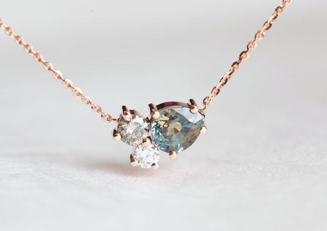 capucinne diamond necklace