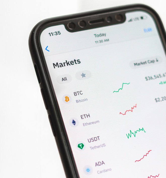 cryptocurrency markets