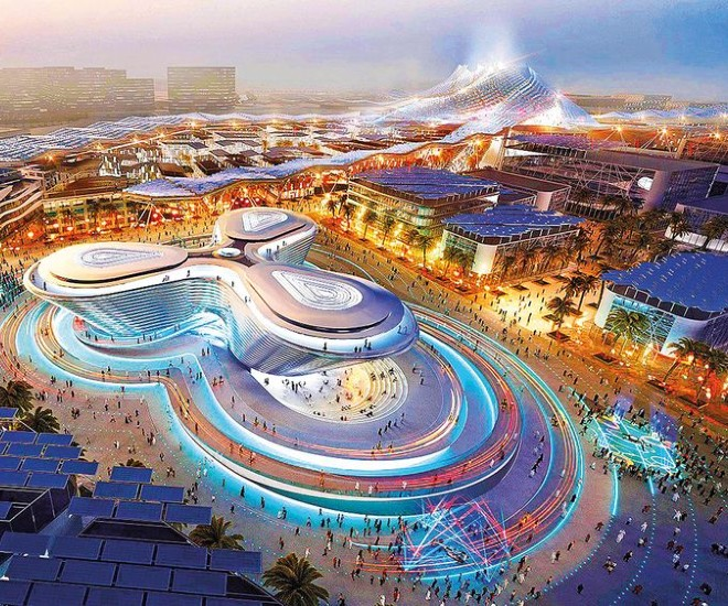dubai 2020 expo
