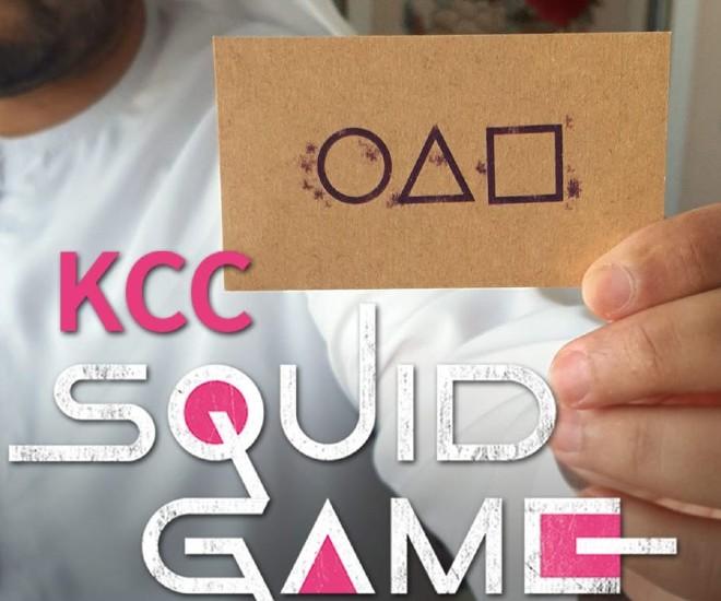 kcc squid game