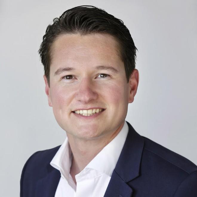 robert van tol water revolution foundation director